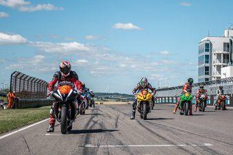 DRC3 Sachsenring – innerhalb der Top10